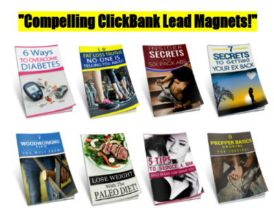 compelling clickbank lead magnet