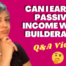Passive Income with Builderall