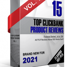 Top ClickBank Product Reviews PLR 2021