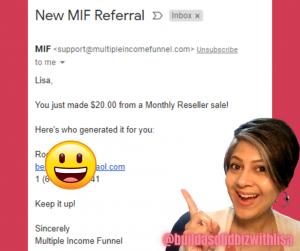 Multiple Income Funnel Income Proof
