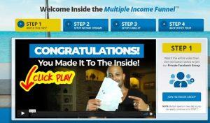 Multiple Income Funnel Income Stream Set Up